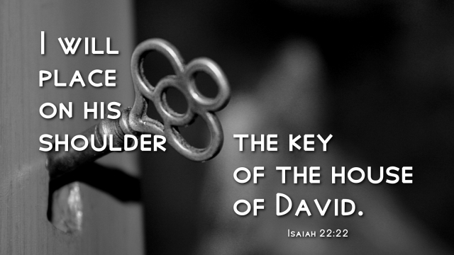 Isaiah 22_22