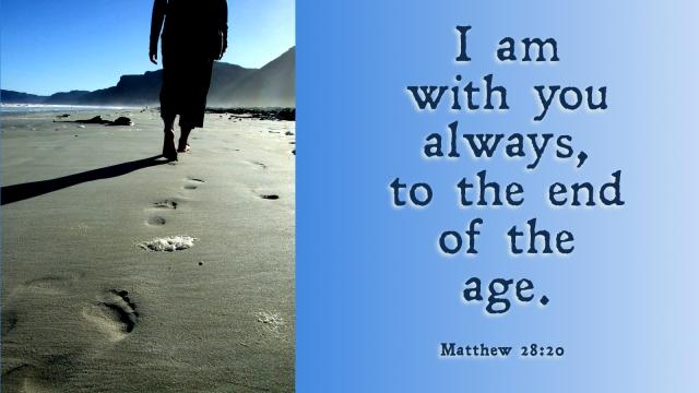 Matthew 28_20
