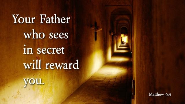 Matthew 6_4