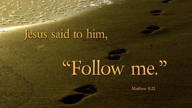 Matthew 8_22