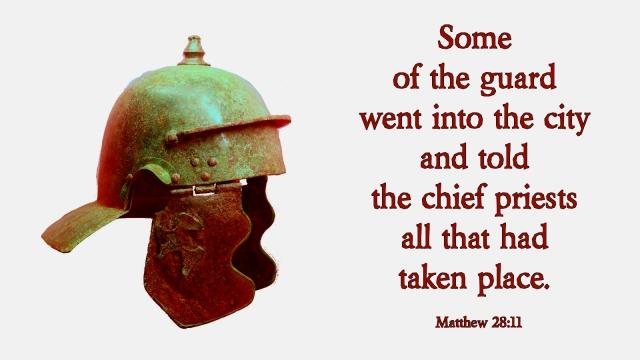 Matthew 28_11